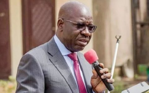 Breaking: APC Committee Disqualifies Governor Obaseki from Contesting Primary Election
