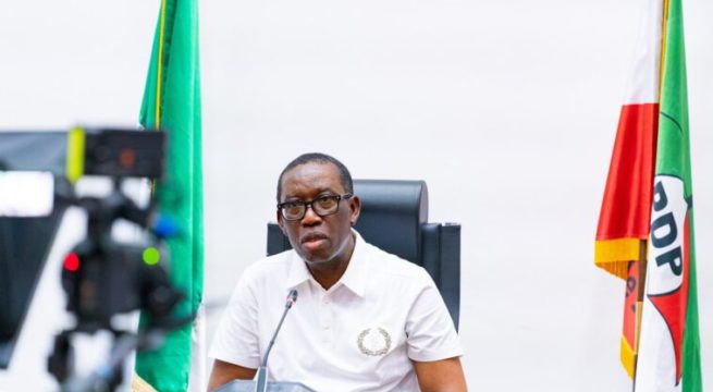 Coronavirus: Governor Okowa's Goes into Isolation as Daughter Tests Positive