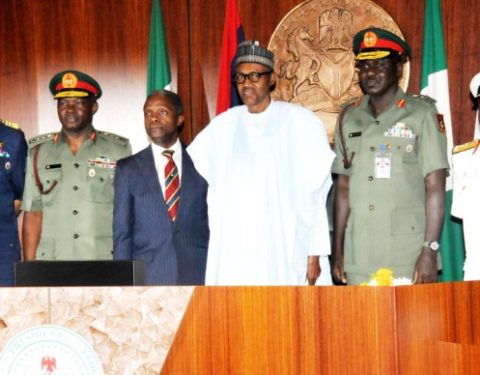 Sack Service Chiefs Like You Did to APC NWC- Afenifere to President Buhari