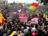 Mass Rally Demanding President Ibrahim Boubacar's Resignation Continues in Mali