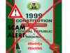 1999 Nigeria Constitution – Bin it to Rescue Nigeria