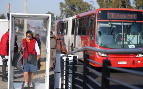 Corona Virus: Schools Resume in South Africa