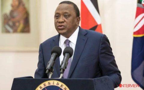 Kenyan President Uhuru Kenyatta Condemns Racism, Says No Community is Superior