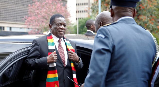 Is Military Coup Imminent in Zimbabwe?