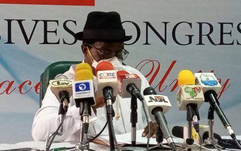 APC Crisis: Victor Giadom Emerges Parallel Acting National Chairman