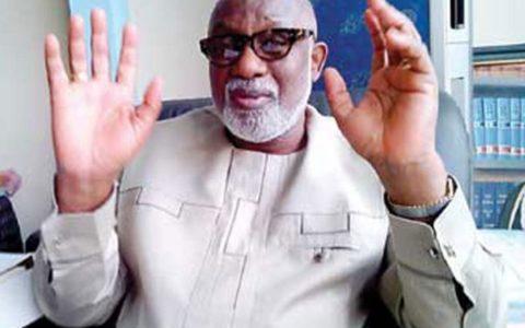 Ondo Deputy Governor Issues 21 days Ultimatum to Akeredolu to Handover Power to him