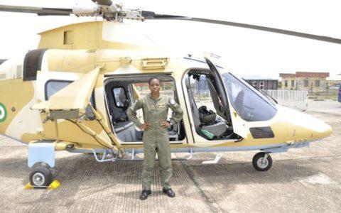 UPDATE: Nigerian Air Force Reveals Identity of Tolulope Arotile's Killer