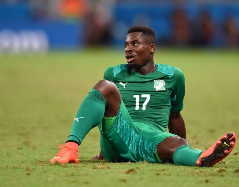 Ivorian defender, Serge Aurier Mourns Brother Who Was Shot Dead in France