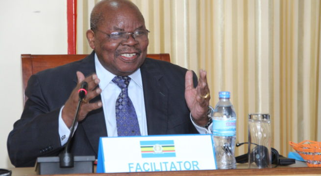African Leaders Pay Tribute to Deceased Former Tanzanian President Benjamin Mkapa