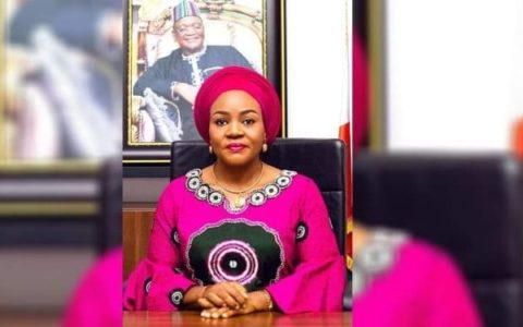 Benue State Governor's wife, Eunice Ortom, Her Son and Aids Test Positive to COVID-19