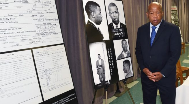 African American Icon, John Lewis Dies at 80