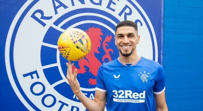 Glasgow Rangers Boss, Gerrard, Excited to Sign Balogun