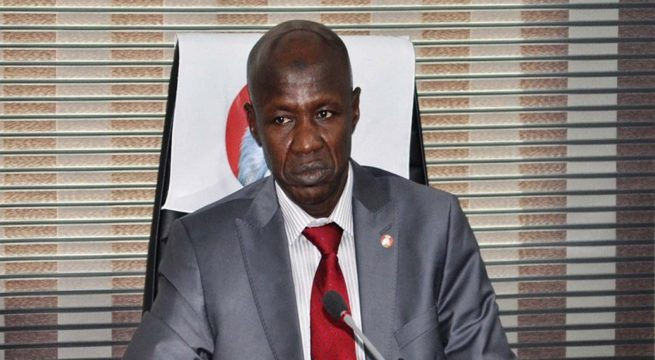 Allegations Against Me are Nonsense- Ibrahim Magu, Suspended EFCC Acting Chairman