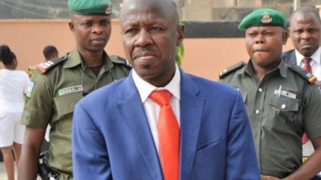 Magu Makes A Laughing Stock Of Buhari's Anti Corruption War, Vindicates The 8th Assembly
