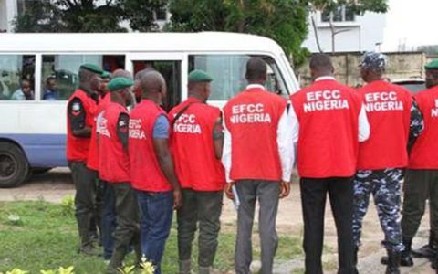 EFCC Saga: IG of Nigerian Police Force Withdraws Officers Attached to EFCC, Magu's Security Details