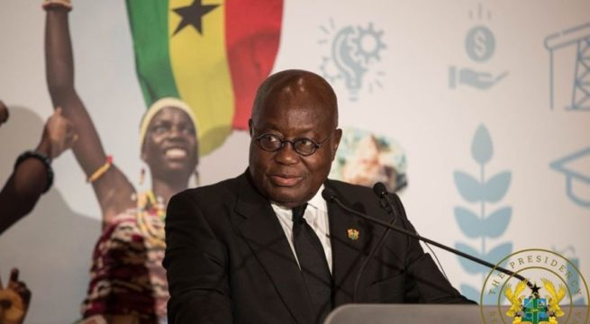 President Akufo-Addo of Ghana Self Isolates After Contact with Coronavirus Patient