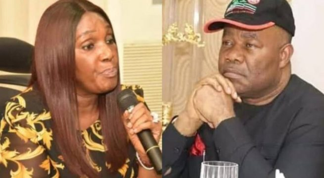 Akpabio Debunks Allegations by Former NDDC Managing Director, to Sue for Defamation