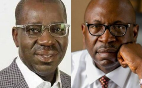 Edo Election: Wike, Ize-Iyamu in a War of Words as Election Draws Closer