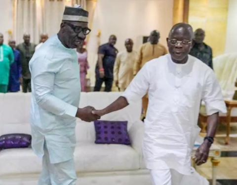 Edo 2020: Oshiomhole Regrets Picking His Successor, Obaseki