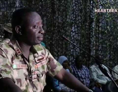 Court Martial of Major General Olusegun Adeniyi: Yoruba Elders Chide Nigerian Military