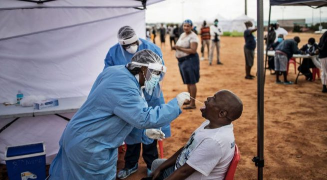 Rwanda to Carry out Testing Survey of Coronavirus in the Street of Kigali