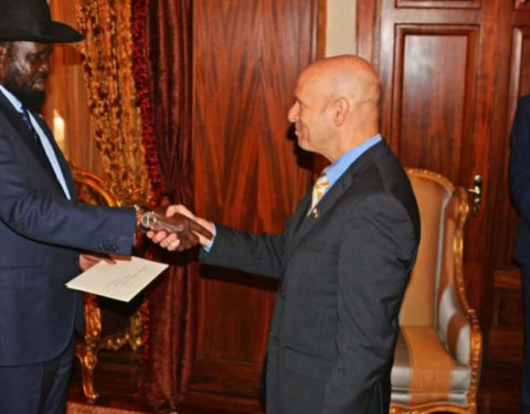 U.S Gives Conditions for Lifting Sanctions Imposed on South Sudan