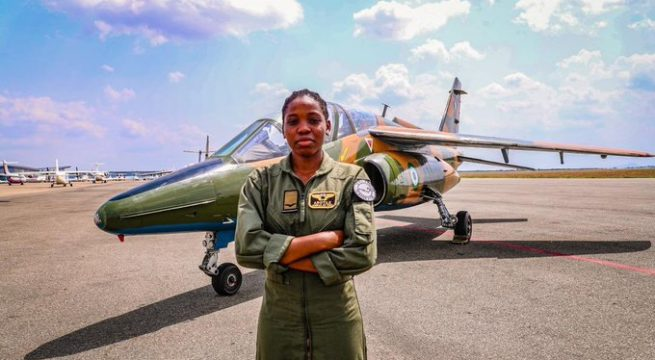 Tolulope Arotile, First Female Combat Helicopter Pilot in Nigeria, Dies Aged 25