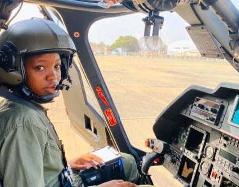 Nigerian Air Force Arrests Two Persons over Death of Country's First Female Combat Helicopter Pilot