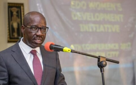 Obaseki Felicitates with Akpata on Emergence as NBA President