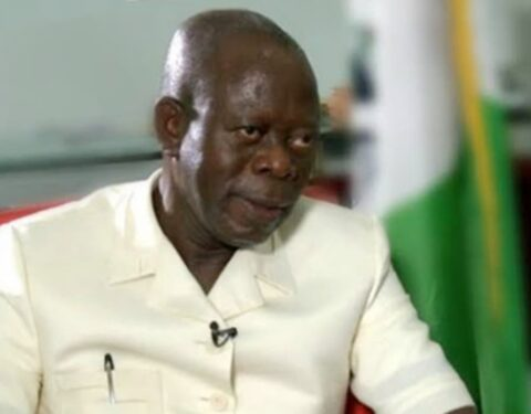 Oshiomhole Attributes Losing APC Chairmanship to Brawl With Bigwigs, Fires Shots at Obaseki