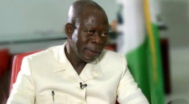 Oshiomhole Attributes Losing APC Chairmanship to Brawl With Bigwigs, Fires Shots at Obaseki
