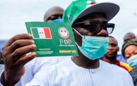Ondo Deputy Governor Resigns His Membership of PDP