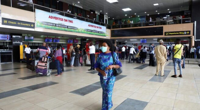 Eased Lockdown: PTF Ratifies Gradual Reopening of International Air Flights in Weeks