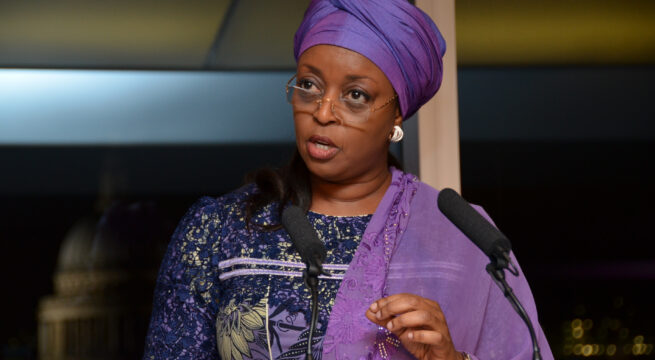 Under Probe Diezani, Says Yahoo Boys Are Now Role Models