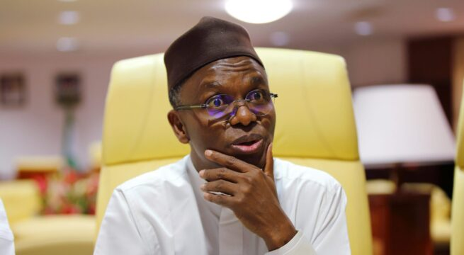 El-Rufai lends voice to Southern President in 2023