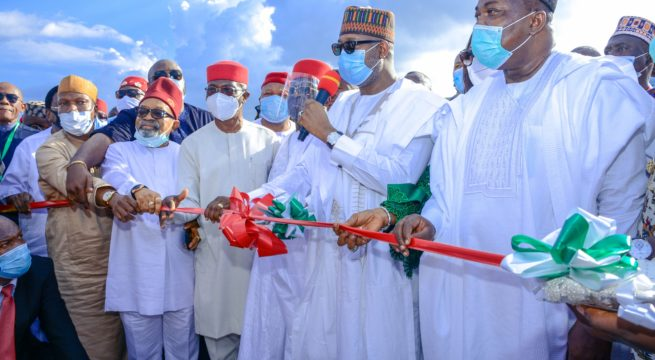 Enugu Airport Reopens After 370 Days Closure as South East Leaders Commend Buhari