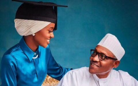 President Buhari's Daughter, Hanan to Wed Inside Aso Villa