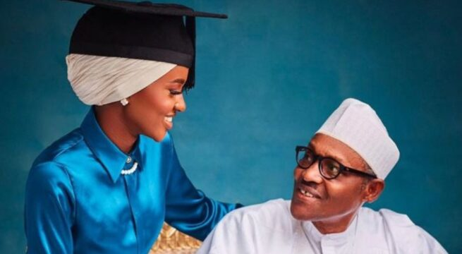 President Buhari's Daughter, Hanan to Wed Inside Aso Villa