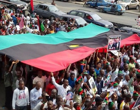 Violent Clash in Enugu Claims Lives of '21' IPOB Members, Two DSS Operatives (See Video)