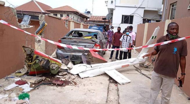 Crashed Lagos Helicopter Has no Black Box – Investigation Bureau