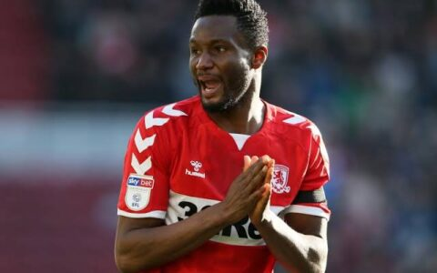 Mikel on the Verge of Joining Championship Side Stoke City
