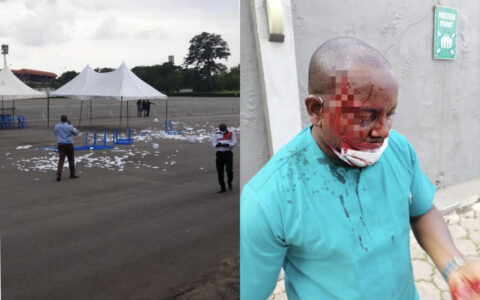 Hoodlums Disrupt Enugu NMA Election, Shred Ballot Paper