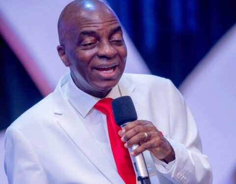 Anybody Insulting me is Wasting his Time, Bishop Oyedepo to Presidency