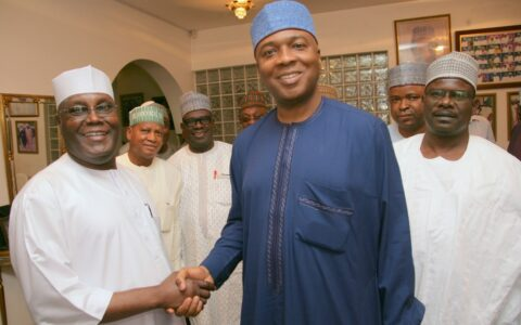 APC extends Olive Branch to Atiku, Saraki, Others after Dogara, Gemade's return