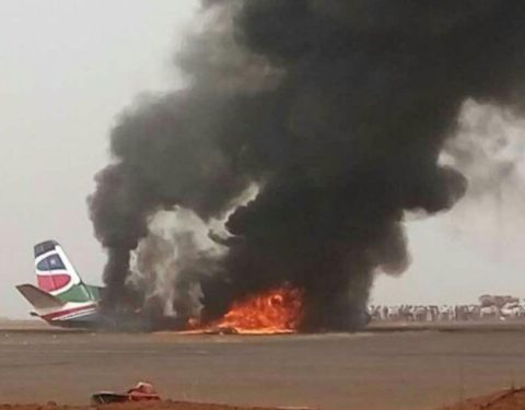 Scores Dead as Plane Crashes in South Sudan
