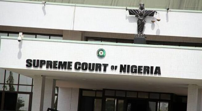 President Buhari Confirms Appointment of Four Supreme Court Judges