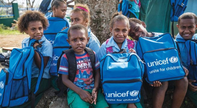A third of Africa's Children Missed Virtual Learning, says UNICEF