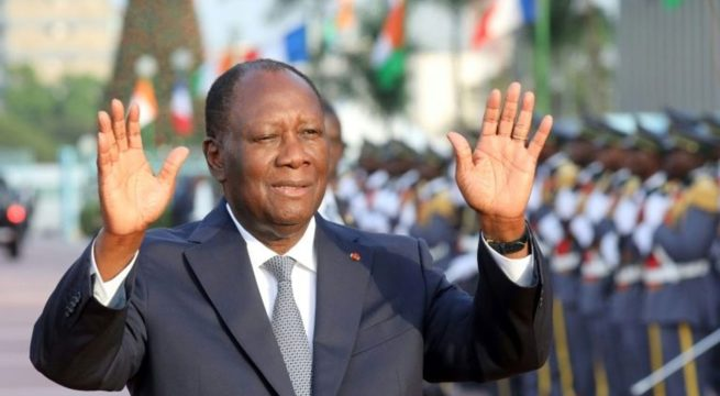 Ivory Coast Court Endorses President Ouattara's Third Term ambition Amid Violent Protests