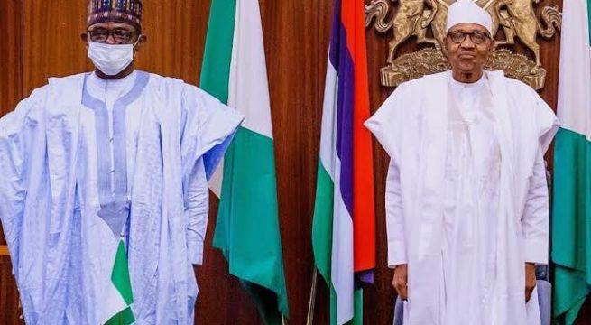 APC Bigwigs Meet Buhari Behind Closed Doors as Obasanjo, Kwanlkwaso Applaud Edo Poll