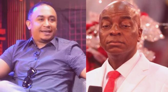 Daddy Freeze Apologises to Living Faith Founder, David Oyedepo
